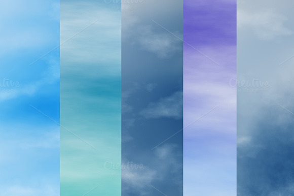 Blue Sky Backgrounds