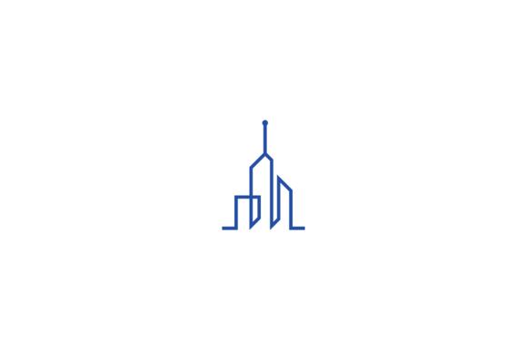 Skyscraper Corp Logo