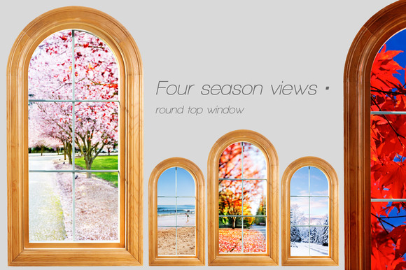 Seasonal Window Views