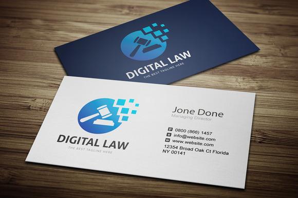 Digital Law Firm