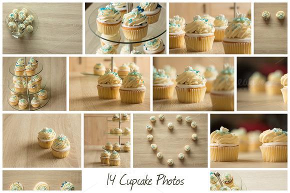 14 CupCake Photos