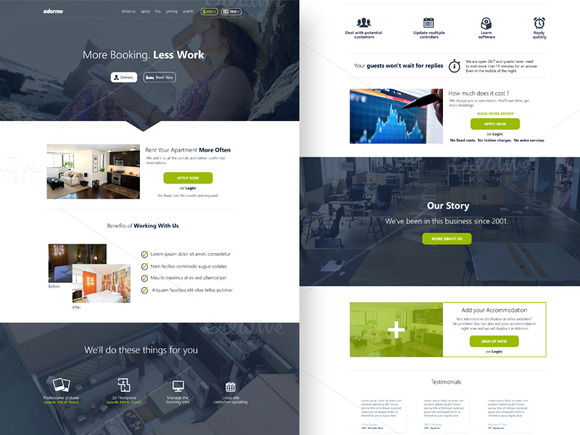 Multi-purpose Website Template