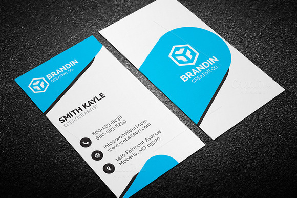 Creative Business Card 64