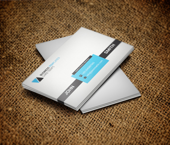 Awesome Corporate Business Card