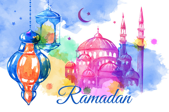 Ramadan Banners And Cards