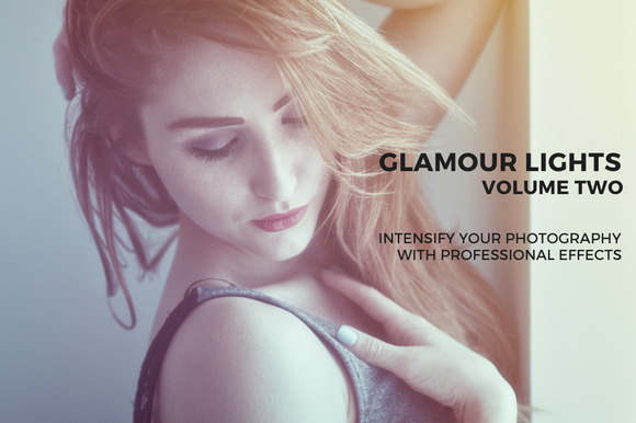 Glamour Lights Volume 2 15 Actions