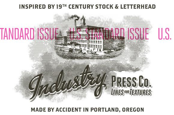IndustryPress Lines Textures