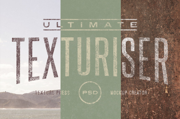 Ultimate Texturiser PSD