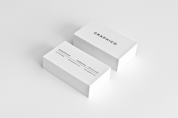 Simple Personal Business Card 30