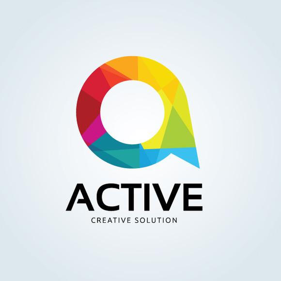 Active II Logo