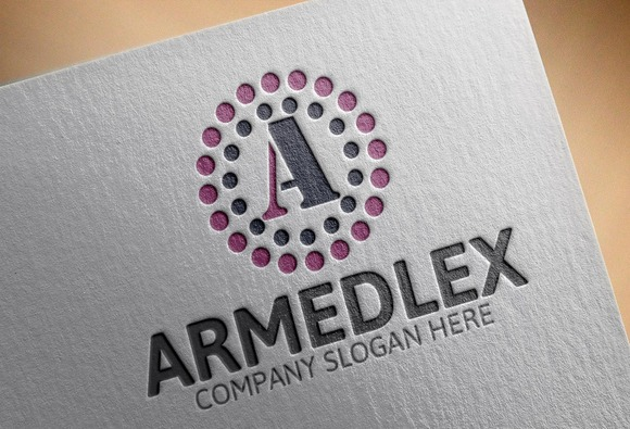 Armedlex A Letter Logo