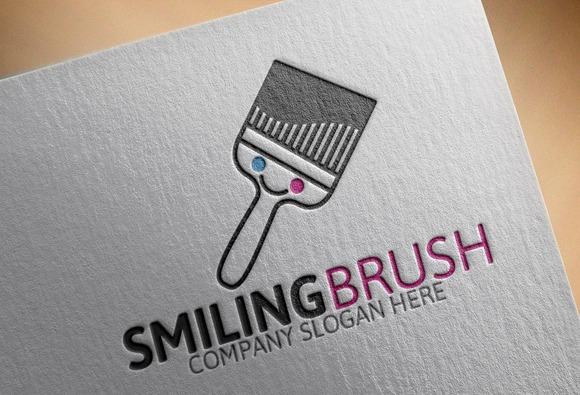 Smiling Brush