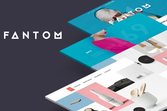 Fantom Creative Joomla Template