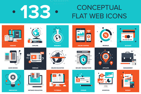 Advanced Flat Web Ions