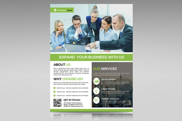 Business Flyer