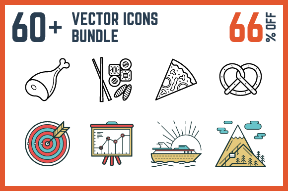 Vector Icons Bundle Freebie