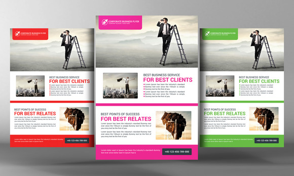 Corporate Creative Business Flyer