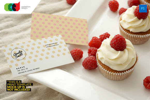 Baker Business Card 63