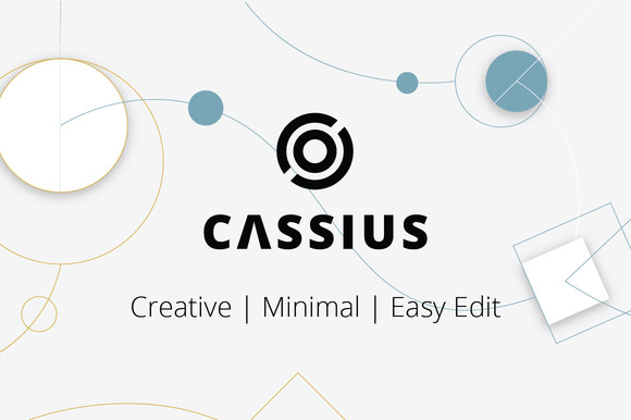 CASSIUS Creative WordPress Theme