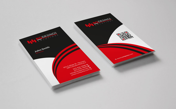 Corporate Business Card 19