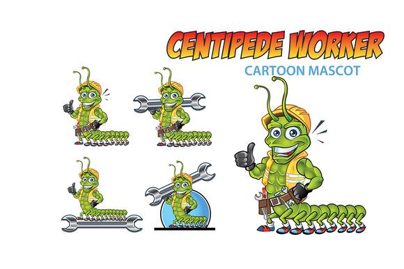 Centipede Worker