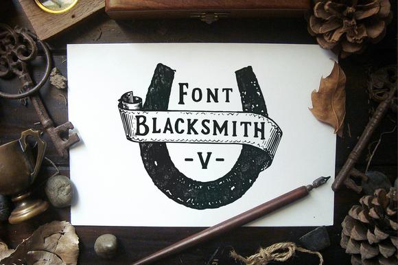 Handmade Vintage Font