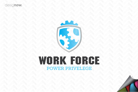 Power Force Logo