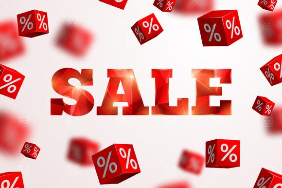 Sale Cubes Vol 1