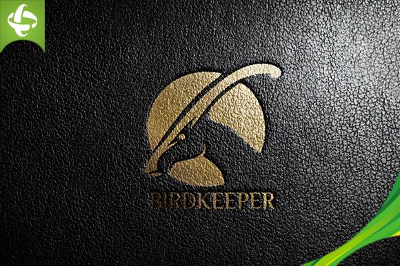 Bird Birdkeeper Logo