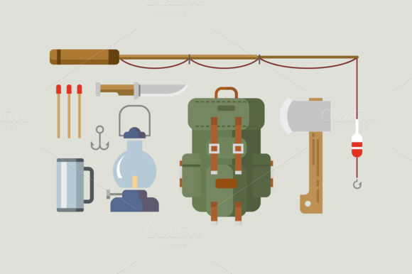 Fishing Hunting Items