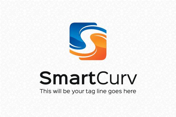 Smart Curv Logo Template