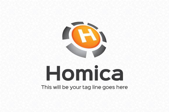 Homica Logo Template