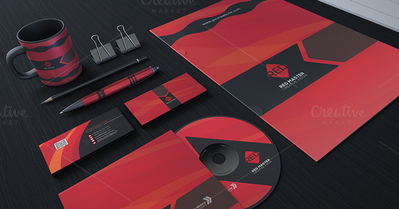 Corporate Business Identity