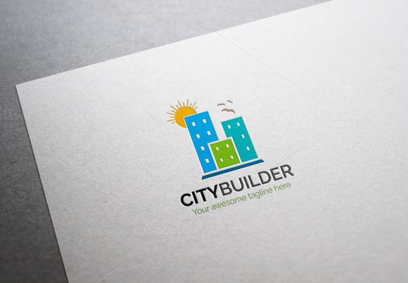 City Builder Logo