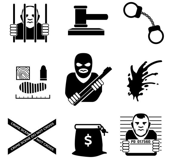 Criminal Icons