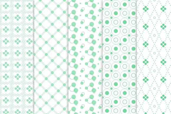 Circle Seamless Patterns