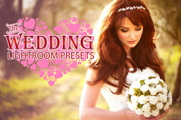 Wedding Elegance Lightroom Presets