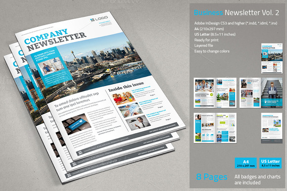 Business Newsletter Vol 2