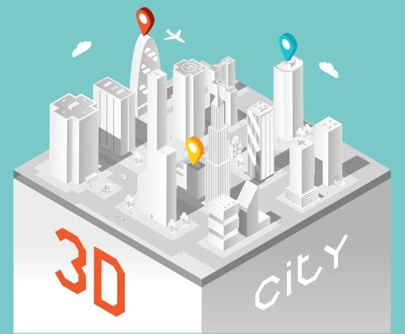 Paper Vector City