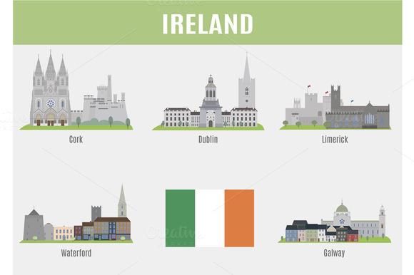 Cities Of Ireland