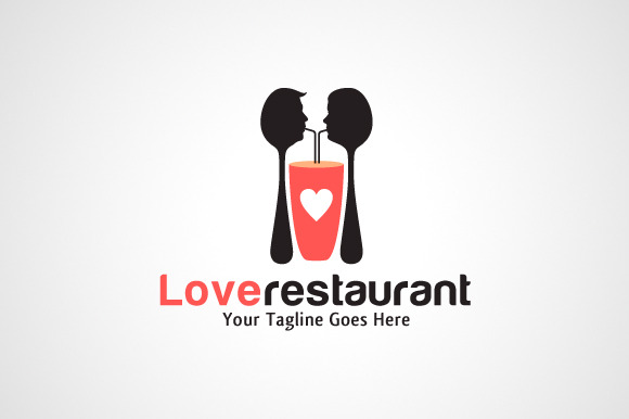 Restaurant Logo Cafe Logo Design