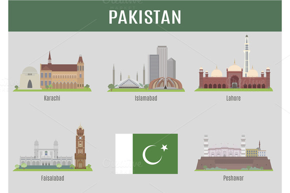 Cities In Pakistan