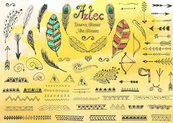 Aztec Set