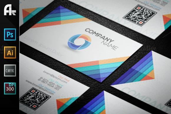 Stylish Modern Business Card