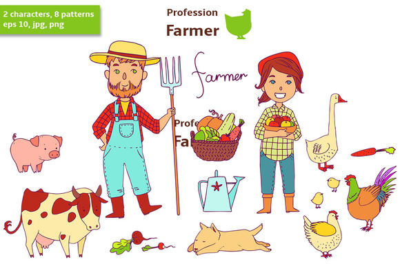 Profession Farmer