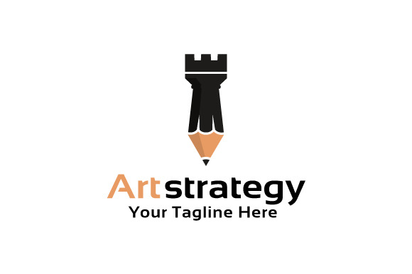 Art Strategy Logo Design