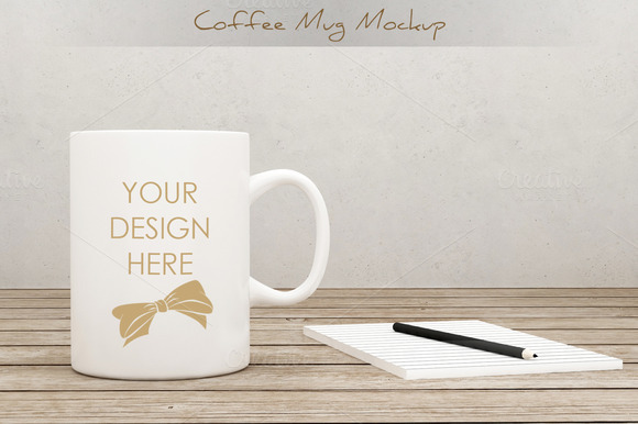 Coffee Mug Cup Mockup Vol.2