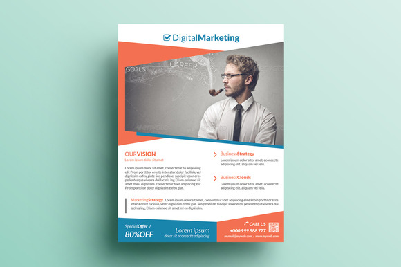 Creative Corporate Flyer V2