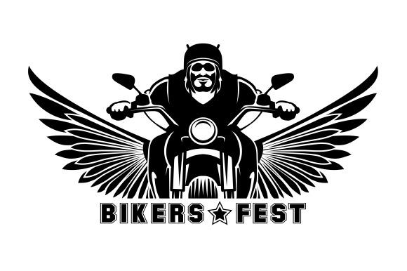 Biker Logo