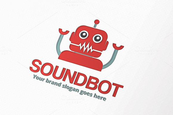 Sound Robot Logo